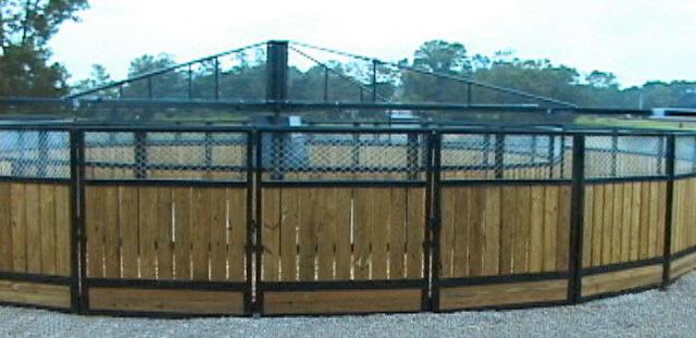 EquiGym   Portable Fences